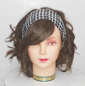 🍂 Gangnam Print Hairband